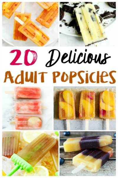 ADULT POPSICLES MY HOME AND TRAVELS