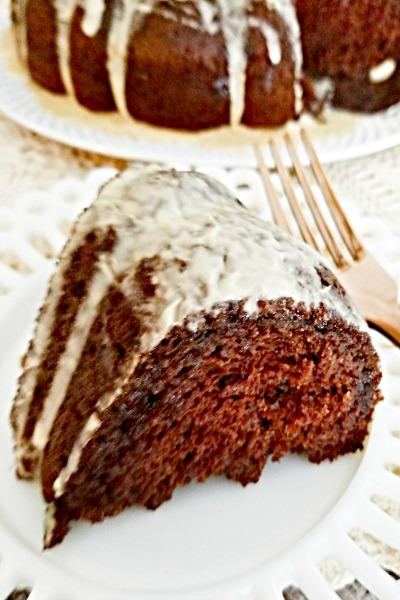 Chocolate Guiness Bundt Cake