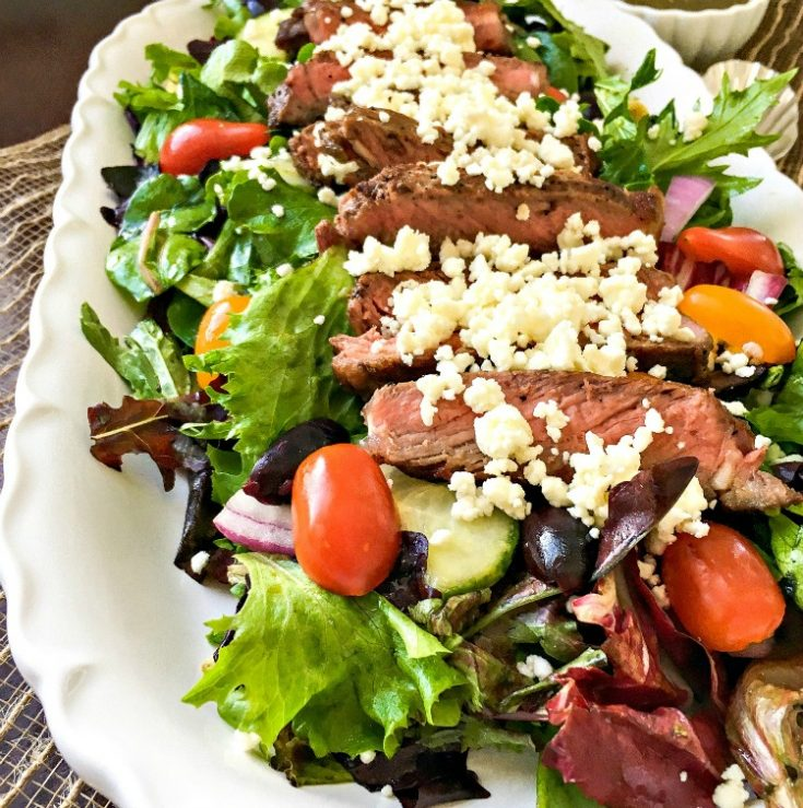Farm Fresh Greek Salad