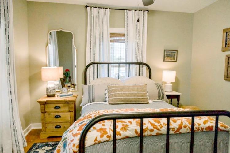 cozy bedroom HGTV home town