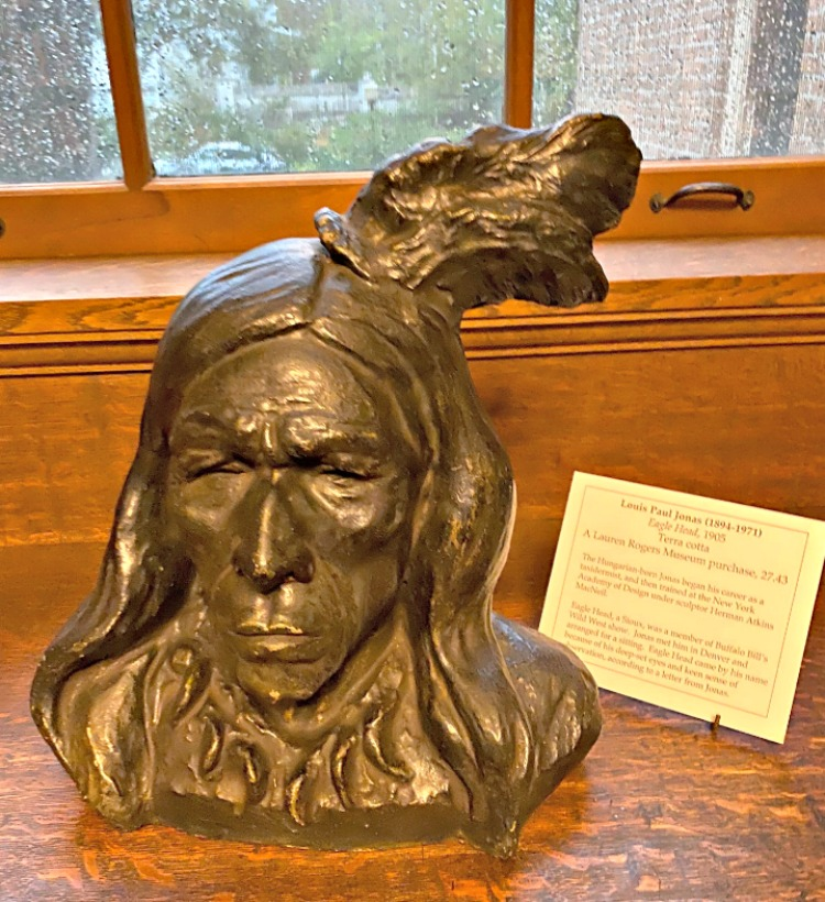 lauren rogers museum of art bronze
