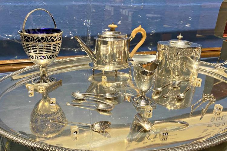 lauren rogers museum of art silver sea