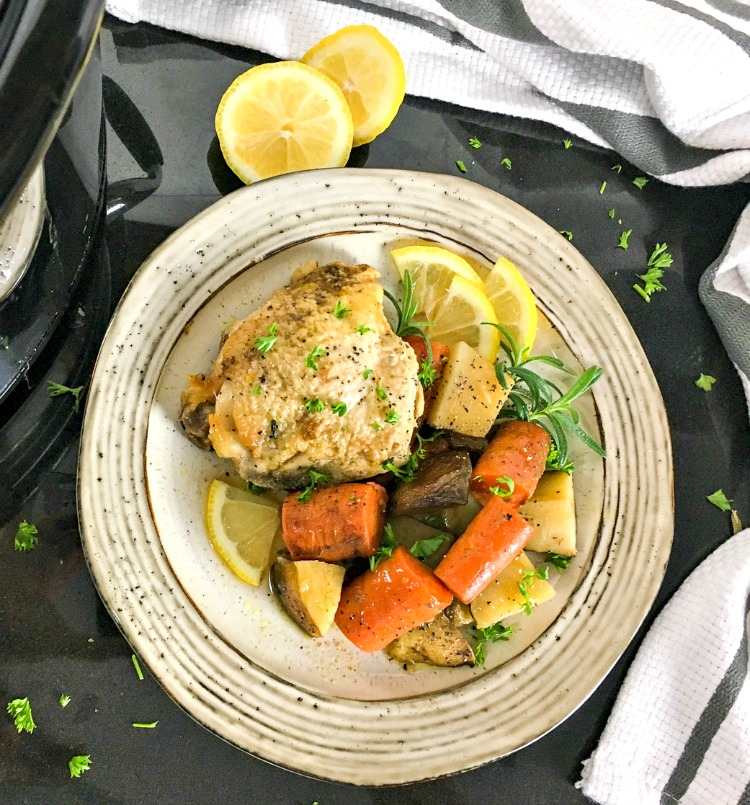 lemon chicken thighs my home and travels