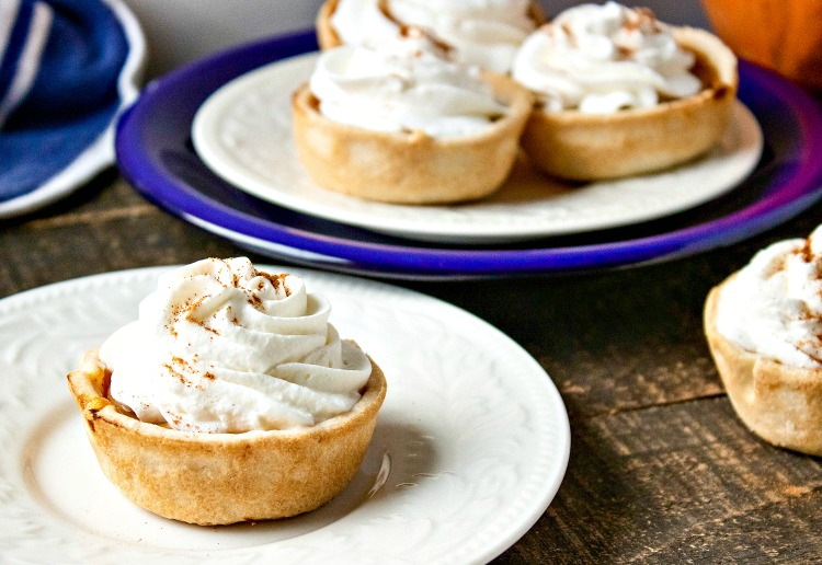 pumpkin recipes anytime mini pies