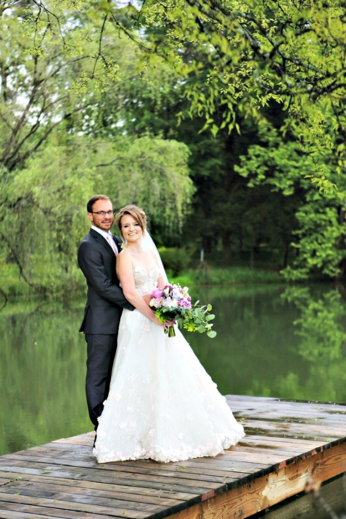 lovely couple at the lake for tiny weddings a farmhouse gathering my home and travels