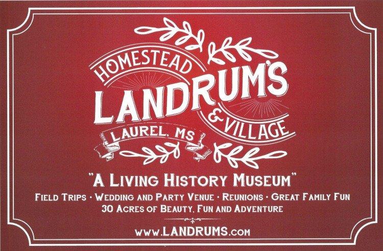 visit laurel and jones county ms landrum