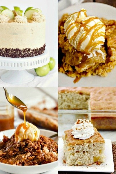 apple cake round up feature shot