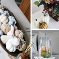 fall table decor my home and travels featured collage