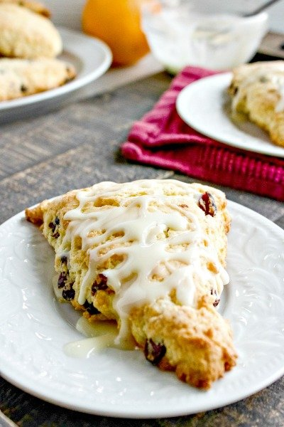 orange cranberry scones my home and travels yummy recipe