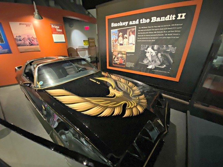 country music hall of fame trans am