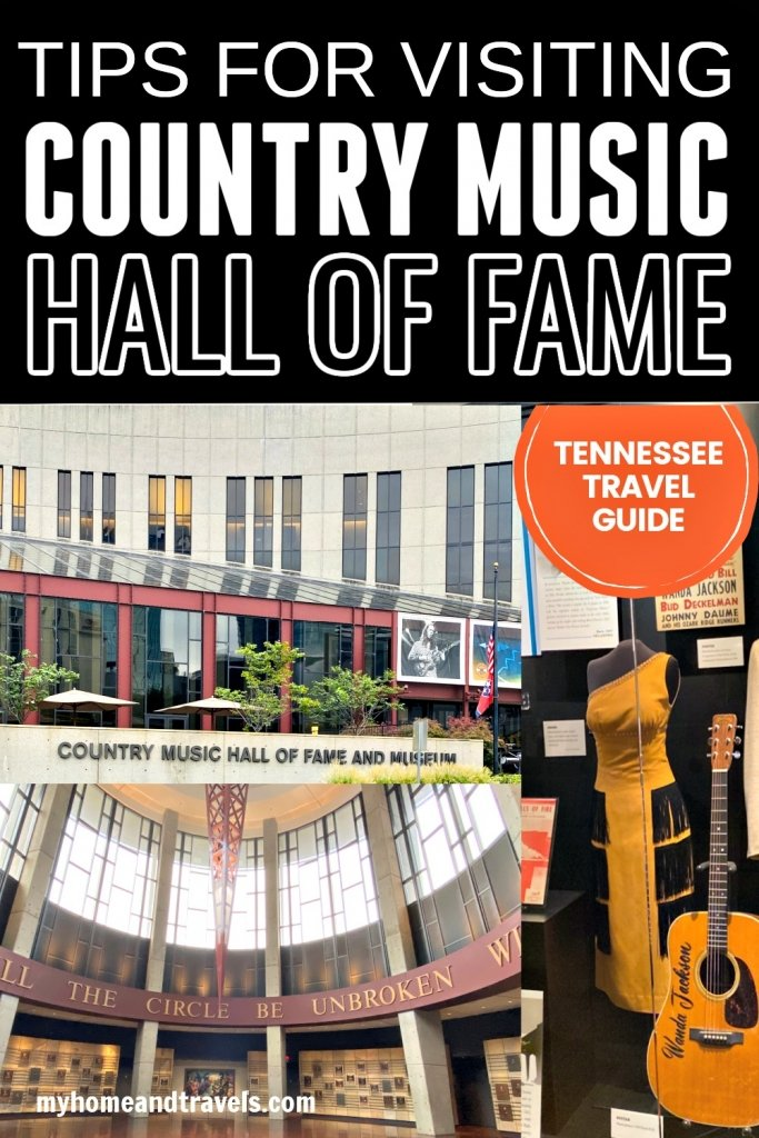 country music hall of fame pinterest image