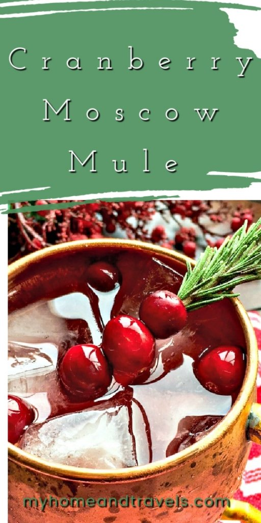 cranberry moscow mule pinterst