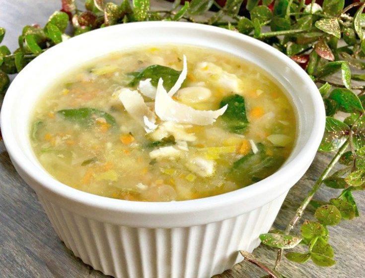 turkey white bean soup recipe