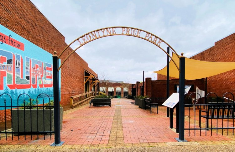 leontyne-price-opera-laurel-ms-my-home-and-travels-park entrance