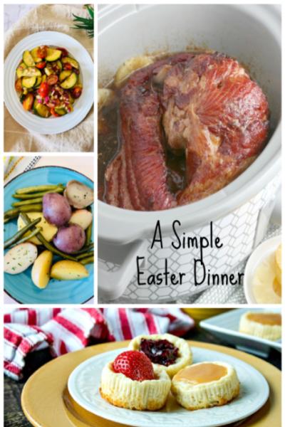 Plan Your Simple Easter Dinner Menu