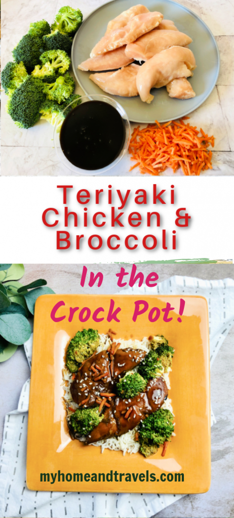 crock-pot-teriyaki-chicken-and-broccoli-my-home-and-travels pinterest