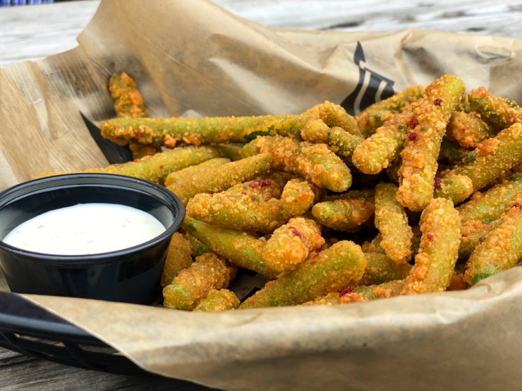 things-to-see-and-do-in-tyler-texas-my-home-and-travels- etx brewery fried green beans