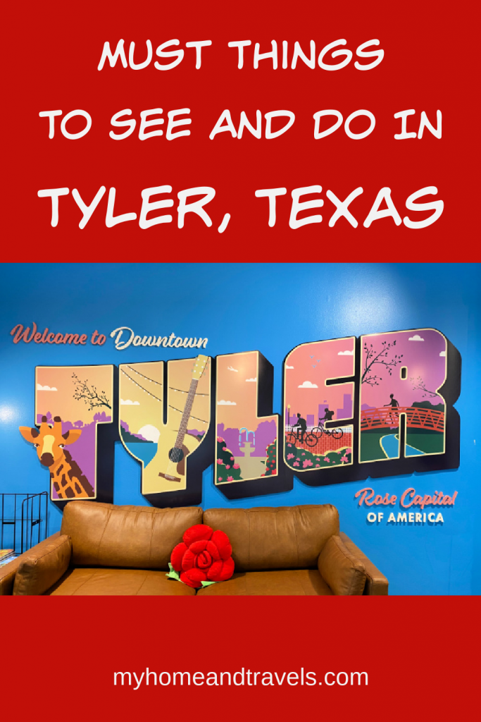 things to do in tyler texas image pinterest
