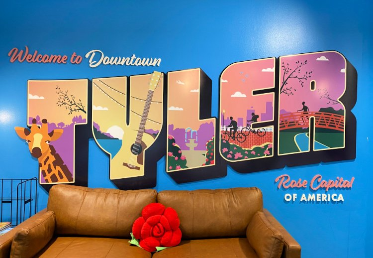 THINGS TO SEE AND DO IN TYLER TEXAS VISITOR CENTER