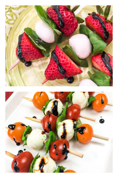 caprese salad on skewers 2 recipes my home and travels featured image