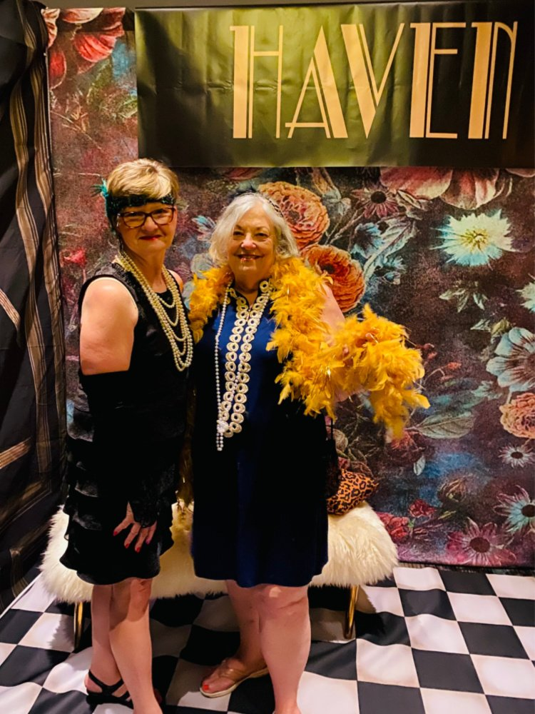 linda bushel and a pickle roaring 20s my home and travels