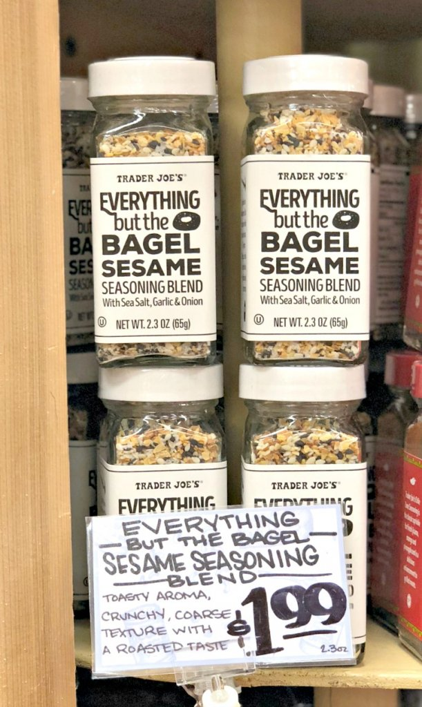 trader joes is opening in chattanooga my home and travels seasoning bagel