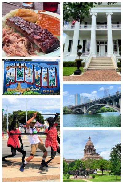 favorite things in austin my home and travels featured collage image