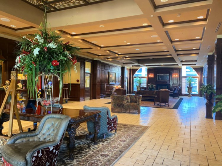 carnegie hotel johnson city tennessee my home and travels lobby