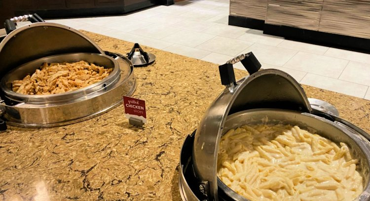 drury-plaza-hotel-downtown-pittsburgh-my-home-and-travels chicken and alfredo