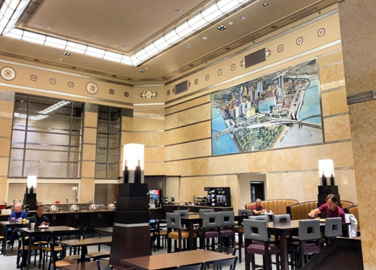 drury-plaza-hotel-downtown-pittsburgh-my-home-and-travels- original mural