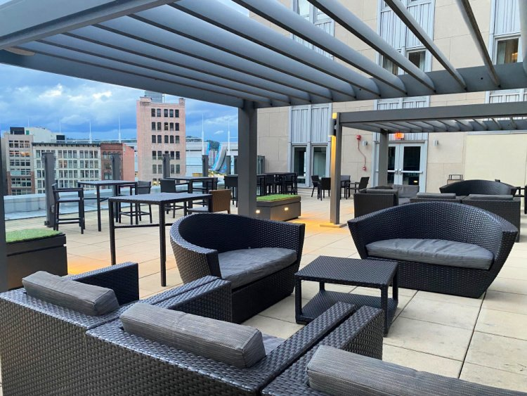 drury-plaza-hotel-downtown-pittsburgh-my-home-and-travels rooftop terrace
